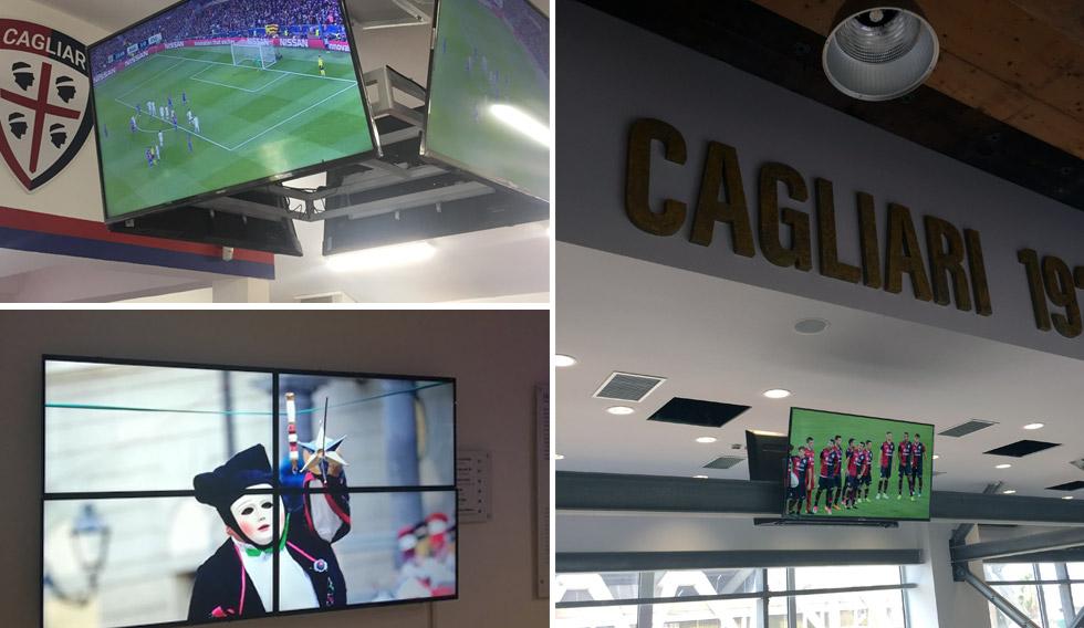 Sistemi di digital signage e multi schermo